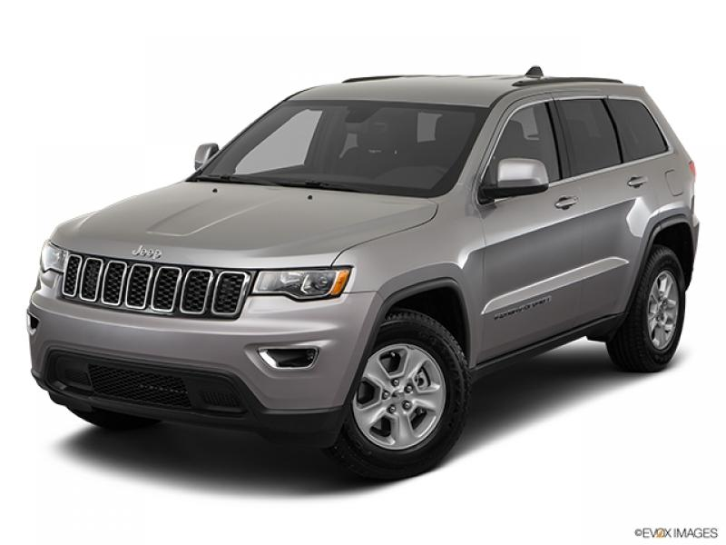 Pre-Owned 2017 Jeep Grand Cherokee Summit 4WD