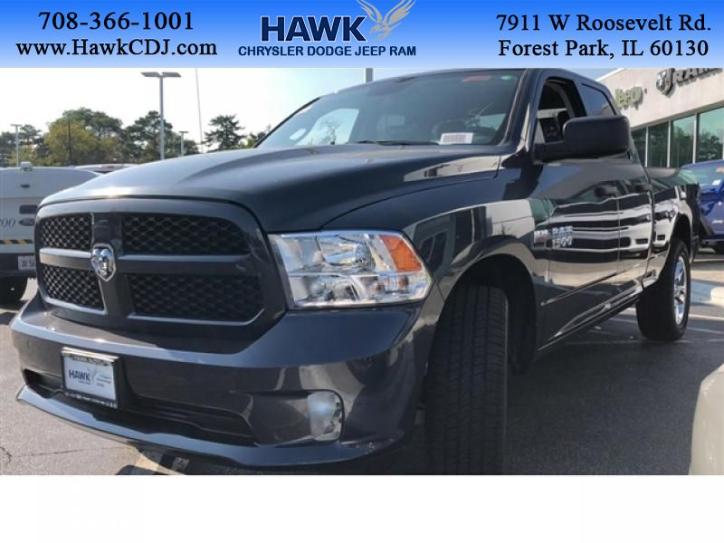 Pre-Owned 2018 Ram 1500 4WD Express