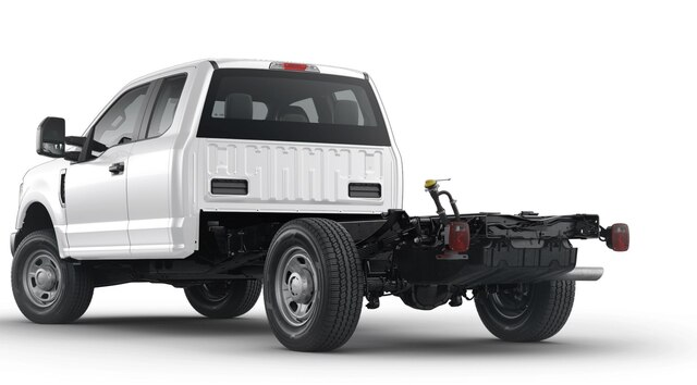 New 2019 Ford F-350 8' Service Body