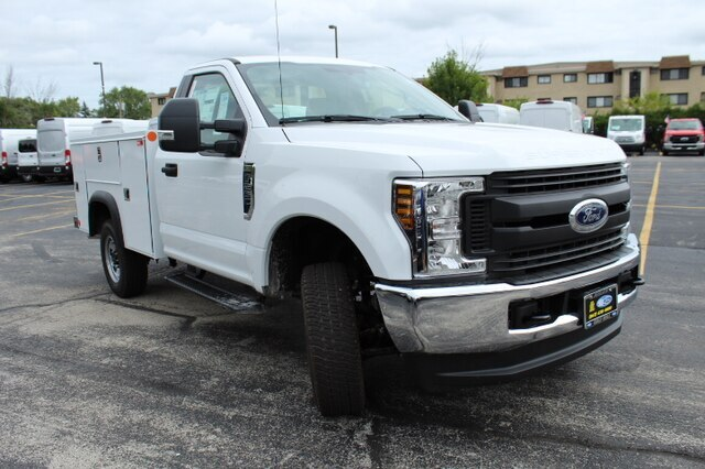 New 2019 Ford F-250 8' Service Body