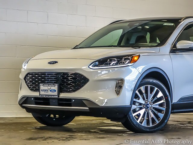 New 2020 Ford Escape Titanium