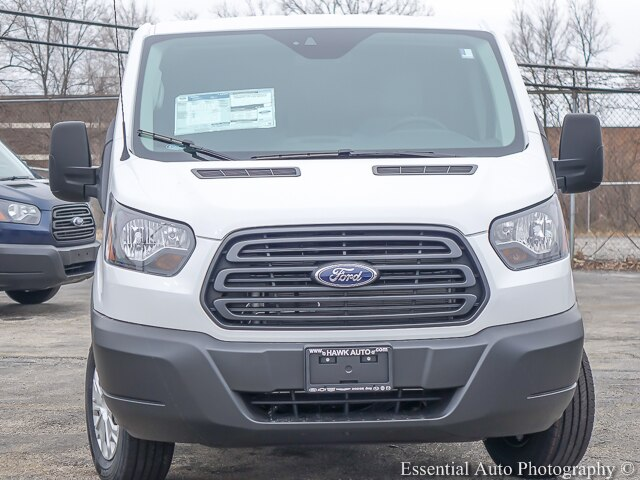 New 2019 Ford Transit-350 w/60/40 Pass-Side Cargo Doors