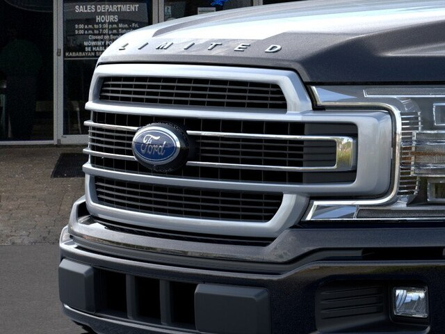 New 2019 Ford F-150 Limited
