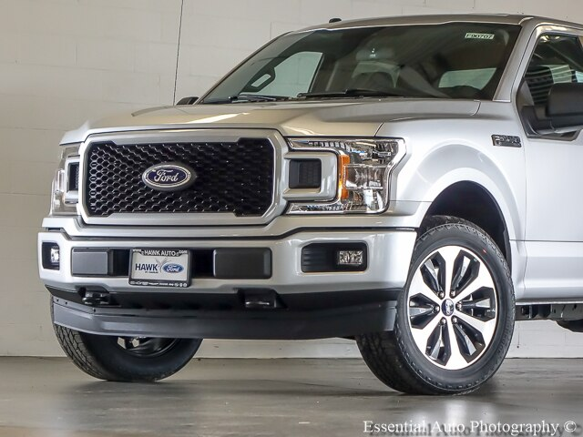 New 2019 Ford F-150 XL