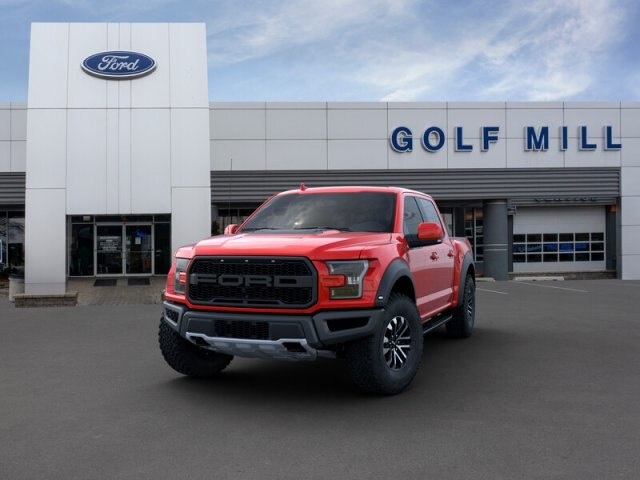 New 2019 Ford F-150 Raptor Roush