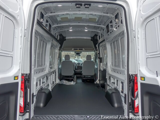 New 2019 Ford Transit-250 w/Sliding Pass-Side Cargo Door