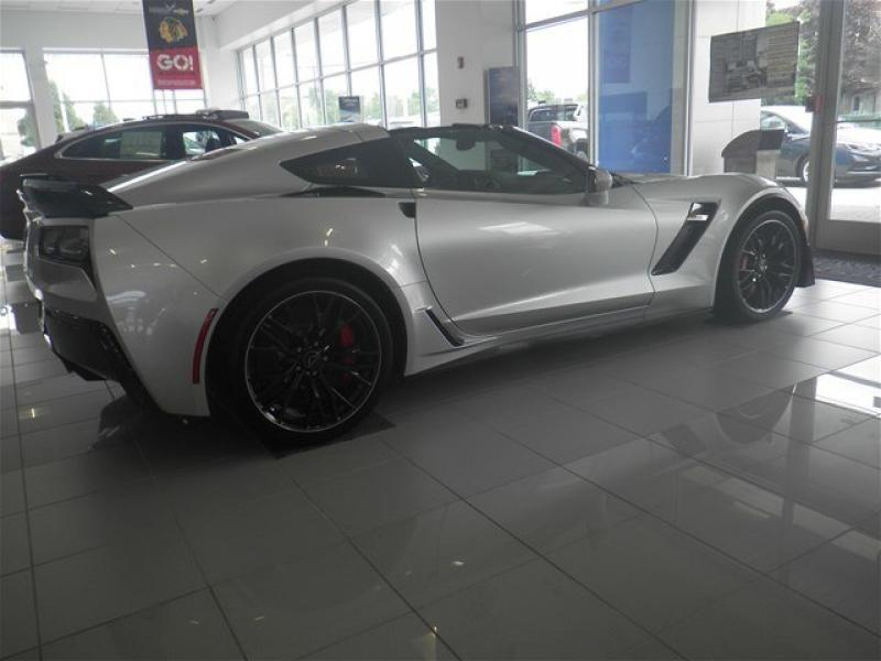 Pre-Owned 2017 Chevrolet Corvette Z06 Z06 2LZ
