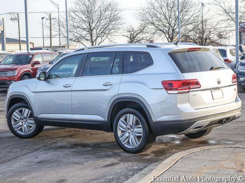 New 2019 Volkswagen Atlas SEL 4Motion