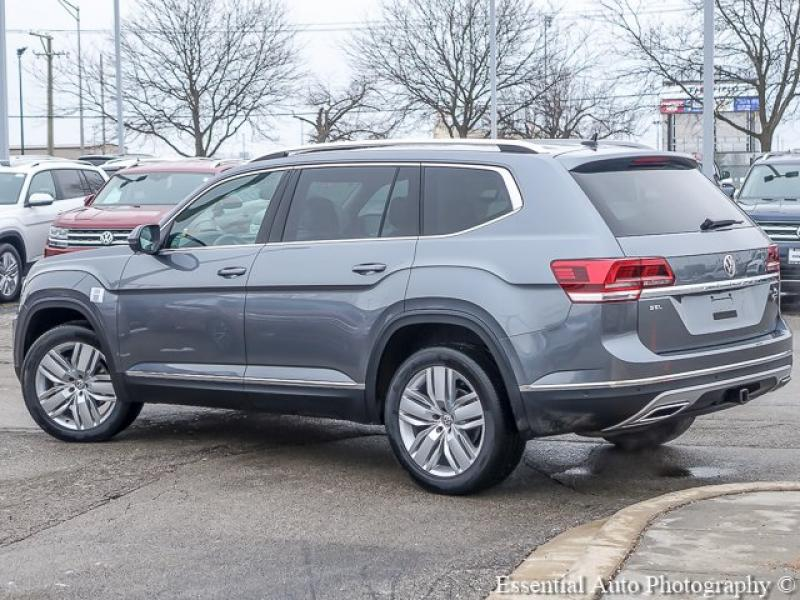 New 2019 Volkswagen Atlas SEL Premium 4Motion