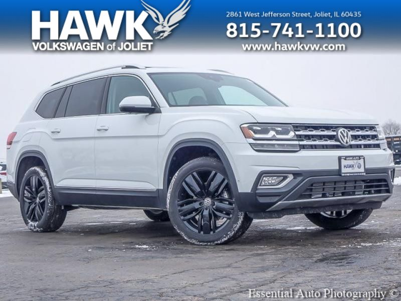 New 2019 Volkswagen Atlas SEL Premium 4Motion AWD