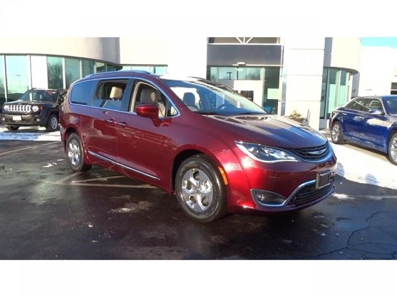Pre-Owned 2018 Chrysler Pacifica Hybrid Touring L