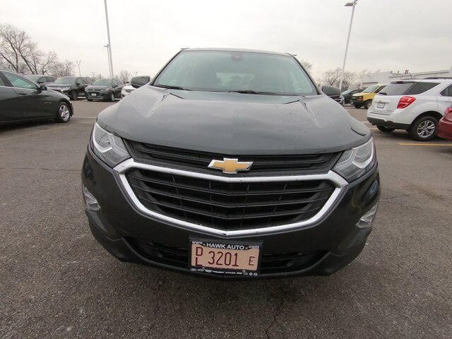 New 2020 Chevrolet Equinox LT w/1LT
