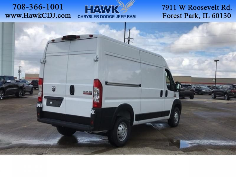 New 2019 Ram ProMaster 1500 High Roof 136WB