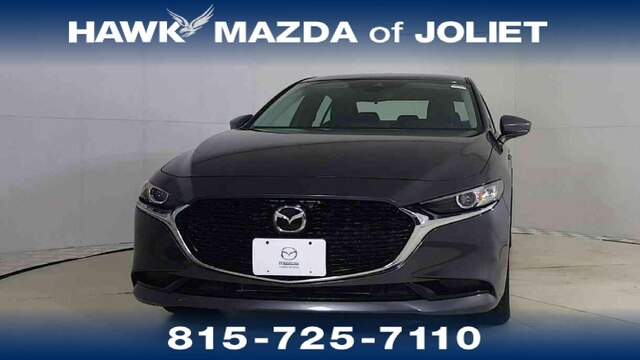 New 2019 Mazda3 w/Preferred Package