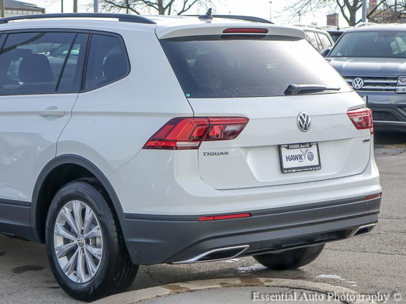 New 2020 Volkswagen Tiguan S 4Motion