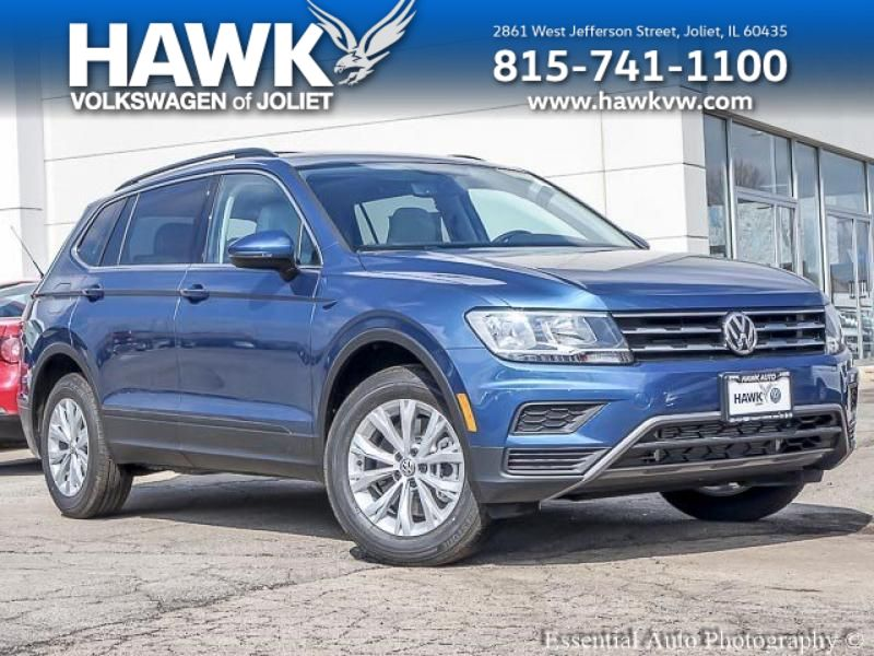 New 2019 Volkswagen Tiguan SE 4Motion