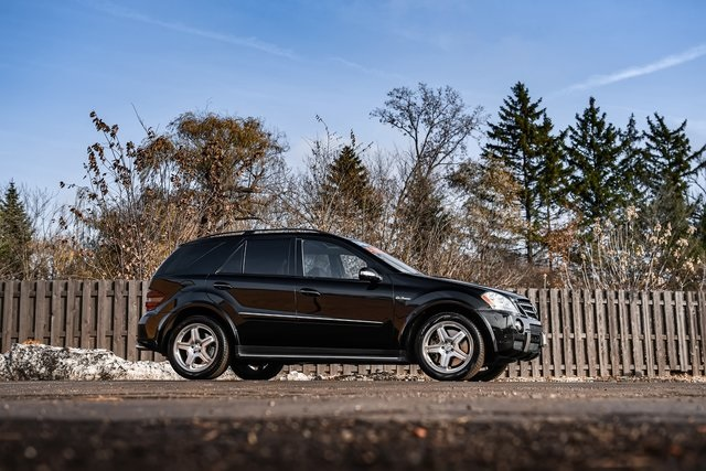 Pre-Owned 2008 Mercedes-Benz M-Class ML 63 AMG®