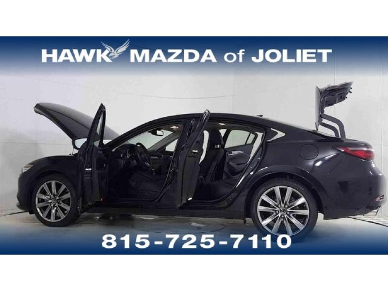 Certified Pre-Owned 2018 Mazda6 Grand Touring Reserve
