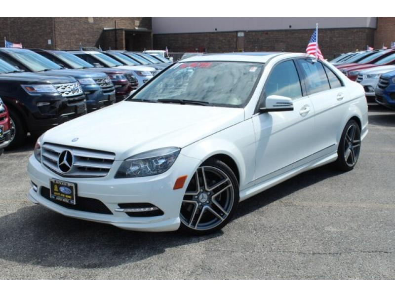 Pre-Owned 2011 Mercedes-Benz C-Class C300 4MATIC® Sedan in
