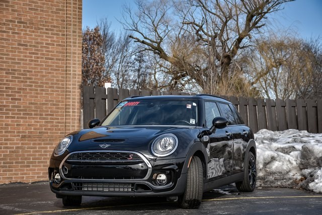 Pre-Owned 2019 MINI Cooper S Clubman ALL4 Signature