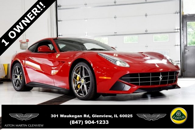 Pre-Owned 2016 Ferrari F12 Berlinetta
