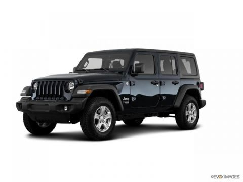 Pre-Owned 2018 Jeep Wrangler Unlimited 4WD Sport S