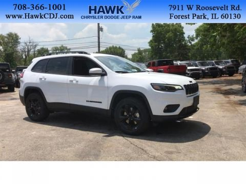 Pre-Owned 2019 Jeep Cherokee AWD Altitude