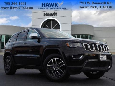 Pre-Owned 2019 Jeep Grand Cherokee Limited AWD