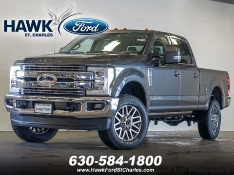 New 2019 Ford F-350 Lariat