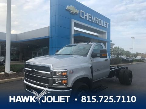New 2019 Chevrolet Silverado 5500HD 1WT