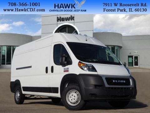 New 2019 Ram ProMaster 2500 High Roof 159WB