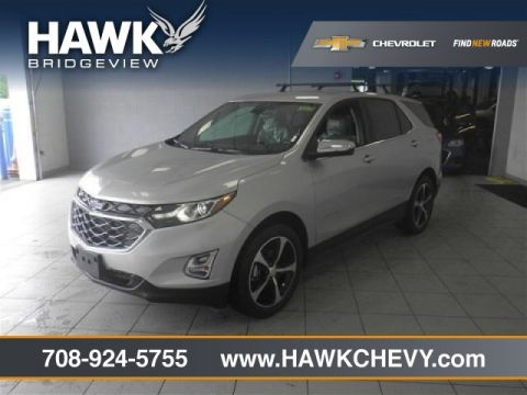New 2018 Chevrolet Equinox LT w/1LT