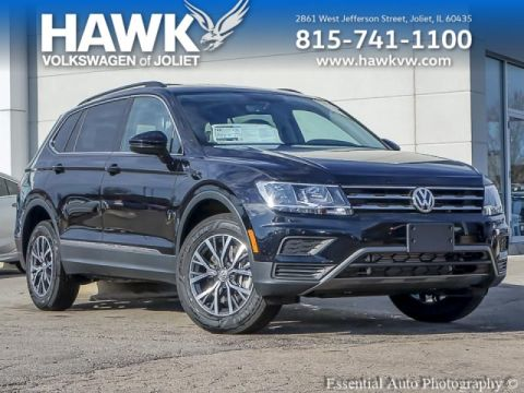 Certified Pre-Owned 2020 Volkswagen Tiguan SE 4Motion